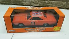 RARE Vintage Ertl 1998 The Dukes Of Hazzard General Lee 1/25 Diecast NOS 7967