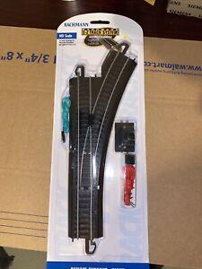 Bachmann 44462 Remote Switch Right-Hand E-Z HO Black
