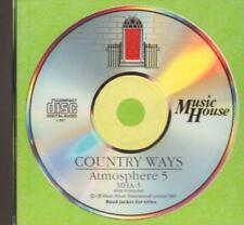 Music House(CD Album)Country Wars: Atmosphere 5-
