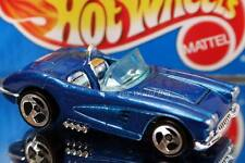 1995 Hot Wheels Corvette Exclusive '58 Corvette 3spk