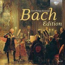 Carl Philipp Emanuel Bach Edition (CD, Dec-2013, Brilliant Classics)