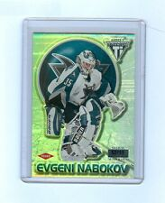 EVGENI NABOKOV 00-01 PRIVATE STOCK TITANIUM HOBBY RC #/99