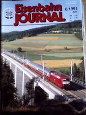 Eisenbahn Journal 6 1991 Lokomotiven der Gattung BB II