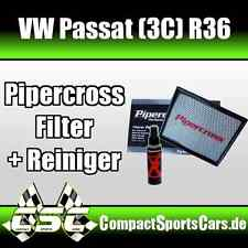 VW Passat 3C R36   3.6i   Pipercross Sportluftfilter/Tauschfilter ÖLFREI