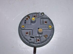 Hotpoint Washing Machine Overfill Pressure Switch Model No: 9534W