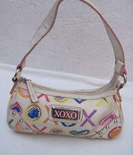 """AUTHENTIQUE sac à main  """"XOXO""""  (T)BEG vintage bag"""