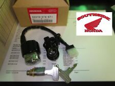 GENUINE HONDA IGNITION SWITCH KIT CB200T CB350F CB360 CB500 CB550 CB750 CL360