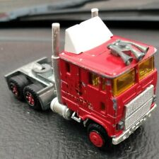 Majorette Vintage 1/87 Scale Semi Truck