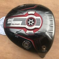 CALLAWAY BIG BERTHA ALPHA 815 10.5 DEGREE Driver Head