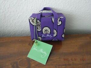 VERA BRADLEY PLAYING CARDS CUT THE DECK IN SIMPLY VIOLET, NWT