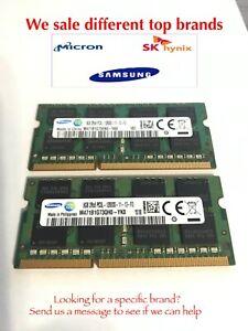 "16GB 2X8GB RAM Memory 4 Apple iMac ""Core i5"" 3.4 27-Inch Late 2013 ME089LL/A"