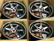 Volk Racing TE37 19x9.5/10.5 07-13 BMW M3 E92 E93/1M Coupe Formula Silver