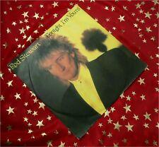 ROD STEWART - Tonight I´m Yours / Sonny * KULT 81 * PREIS HIT SINGLE * TOP :)))