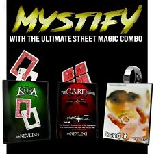 Ultimate Street Magic Combo by Magic Makers - Cool Close Up Magic Tricks