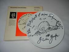 Rosenthal Künstlerteller 01: Günter Grass (Nr. 0400) mit Originalkarton!