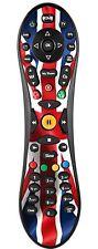 Union Jack Sticker/Skin Virgin Tivo Remote controller/controll vr19