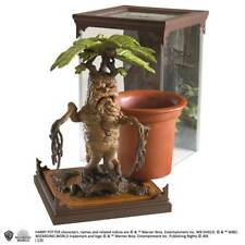 Harry Potter Magical Creatures Mandrake Plant Figurine Noble Collection Nn7699
