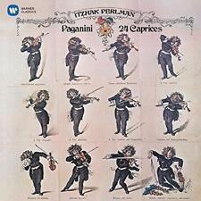 Itzhak Perlman - Paganini: 24 Caprices (NEW CD)
