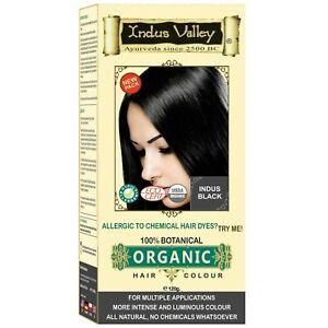 100% Organic Chemical Free Herbal Hair Dye Colour PPD Ammonia Free Amla