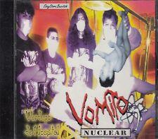 Vomito Nuclear Verdugo De Hospital  CD New Nuevo Sealed