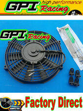 "new 14"" inch 12V Electric Radiator /Intercooler COOLING Fan + mounting kit"