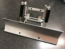 KYX CNC Aluminum Snow Plow Blade For Axial SCX10 1/10 RC Rock Crawler 4x4