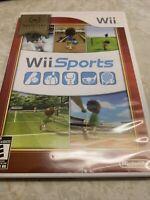 Wii Sports (Wii, 2006) Free Shipp Canada 🇨🇦