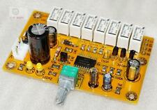 2-channel advanced relay volume control panel / HIFI volume board