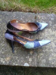 original 1960s stiletto shoes UK 5