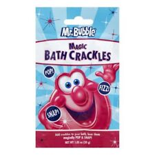 Mr. Bubble Magic Bath Crackles, 1.05 Oz Packet