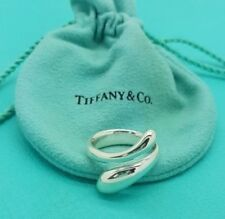 Tiffany & Co. Drop/Dangle Sterling Silver Precious Metal Earrings without Stones