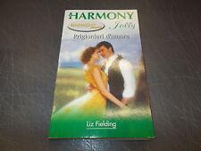 LIZ FIELDING:PRIGIONIERI D'AMORE.HARMONY JOLLY N.3B.GIUGNO 2006 BUONISSIMO!!