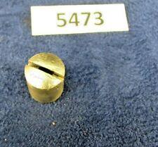 Stanley Bench Plane Knob or Tote Brass Nut (#5473)