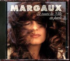 MARGAUX - ET TOUTE LA VILLE EN PARLE - CD ALBUM [804]