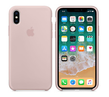 SILTY Sand Genuine Original Apple Silicone Case for Apple iPhone 7 8