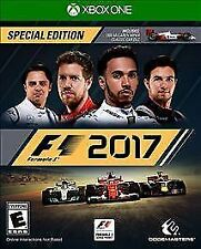 F1 2017: Special Edition (Microsoft Xbox One, 2017)