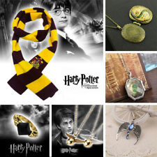 Harry Potter Cosplay party Scarf ring time box necklace wing Snake Soul magic