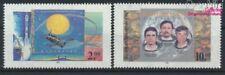 Kasachstan 86-87 (kompl.Ausg.) postfrisch 1995 Kosmonautik (9458318