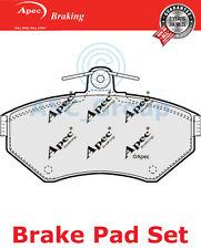 Apec Pastillas de Freno Frontales Set Repuesto de calidad OE pad961