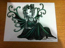 MYKA JELINA Green Fairy LARGE STICKER NEW OFFICIAL MERCHANDISE Rare