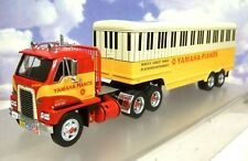 1 43 IXO International Harvester Dcof-405 with Semi-trailer 1959