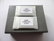 Pack of 24 SWISS MADE tubes in 24mm for Panerai straps - Shipping from EU