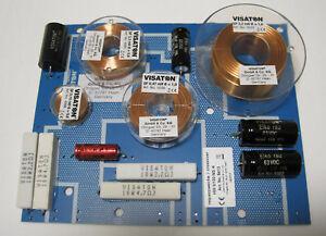 3-Wege Weiche Frequenzweiche Lautsprecher Hifi 4Ohm VISATON HW 3/130 NG