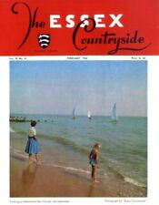 (P) ESSEX COUNTRYSIDE MAGAZINE #61 ST MARGARET'S BARKING, MYSTERY OF ORWELL