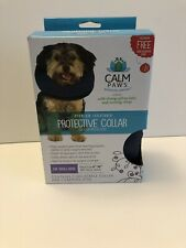 Calm Paws Inflatable Protective Collar Size Small New In Box