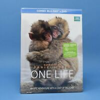 BBC Earth - One Life Narrated By Daniel Craig - Blu-Ray + DVD - NEW SEALED