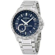 Citizen CC300089L Satellite Wave Mens Watch - Blue Dial  Quartz