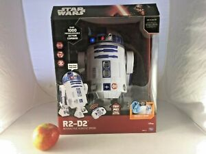 STAR WARS - R2-D2 Interactive Robotic Droid Riesen Figur (40cm)