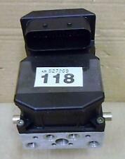 FIAT STILO 2003 BOSCH ABS PUMP/MODULE PART No 0265900024 & 0265224048