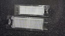VAUXHALL CORSA (06-11) 18 LED SMD NUMBER PLATE UNITS 6000K XENON WHITE